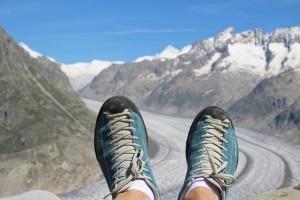 Buty na wyprawę w góry