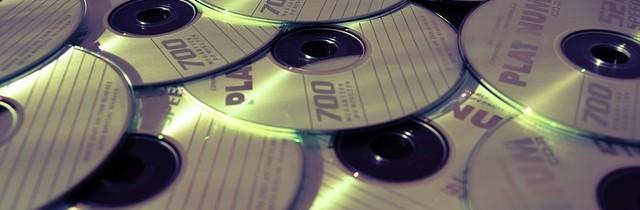 nadruki na płytach cd