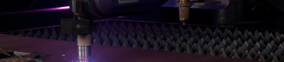 przemysłowe cięcie laserem
