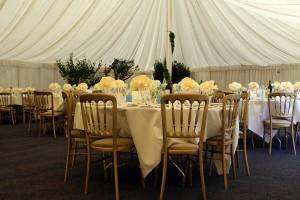 weselny namiot bankietowy