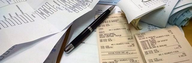 dokumenty w biurze rachunkowym