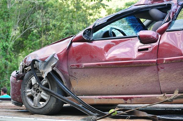 wypadek samochodowy w Niemczech