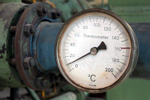 termometr do pieca
