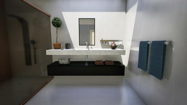 blaty łazienkowe lublin