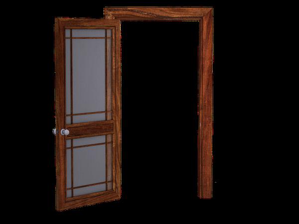 drzwi składane do garderoby