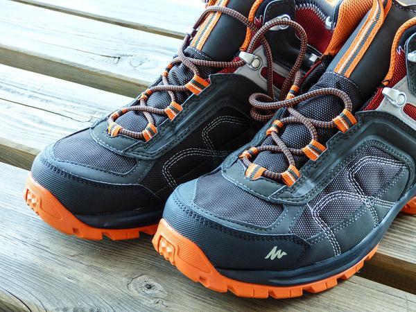 polecane męskie buty trekkingowe