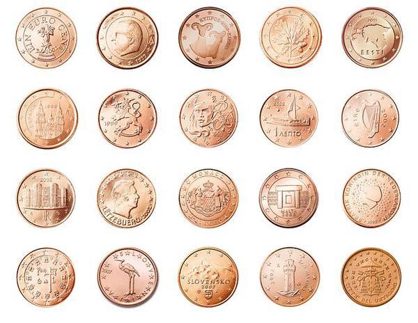 pojedyncze kapsle na monety